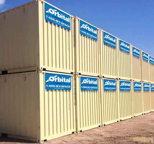Conex Shipping Container Intermodal Transport